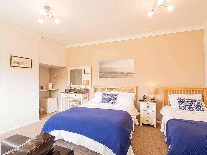 Hotel With Garden Room Bedroom Sussex